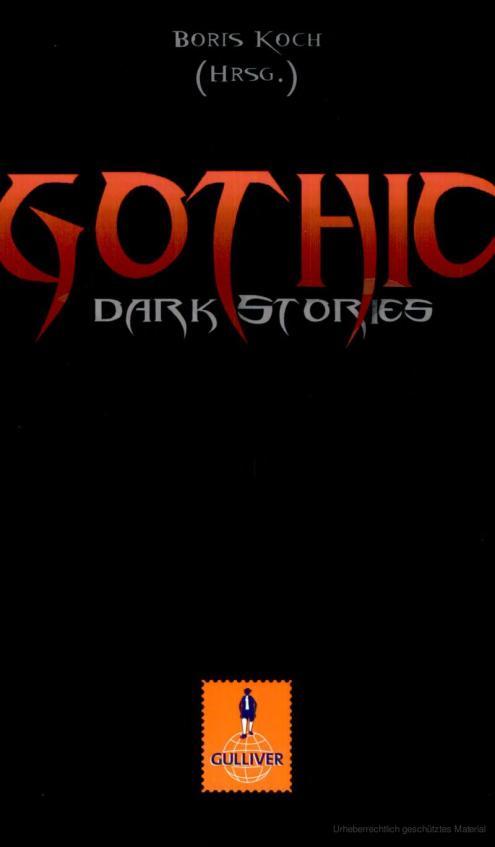 Koch, Gothic - Dark Stories