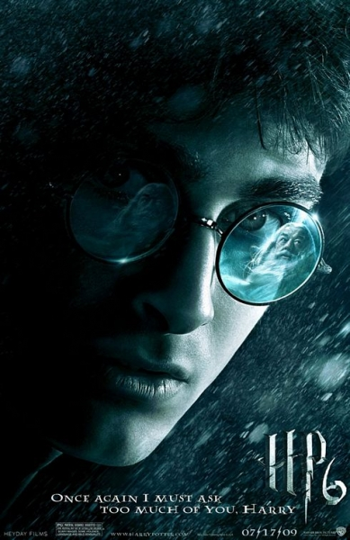 HP 6 Movie Poster