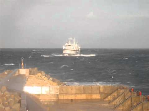 Storm in Malta, Jan 2012