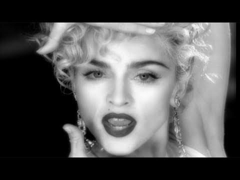 Madonna - Vogue [Official Music Video]