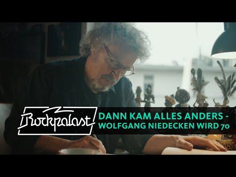 Dann kam alles anders – Wolfgang Niedecken wird 70 | Rockpalast | Doku 2021