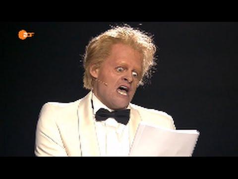 Goldene Kamera 2016 Klaus Kinski alias Max Giermann