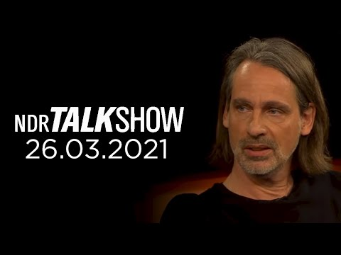 Richard David Precht in der NDR Talk Show | 26.03.2021
