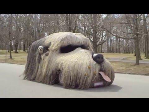 Hundemief ade: Febreze Car bringt Wohlfühlduft in Ihr Auto!