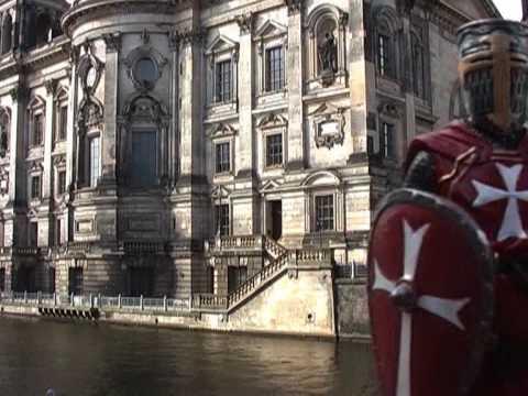 """Die Kreuzritter sind los"" - www.mein-malta-video.de"