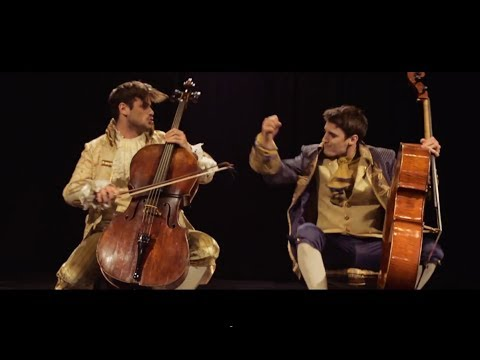 2CELLOS - Thunderstruck [OFFICIAL VIDEO]